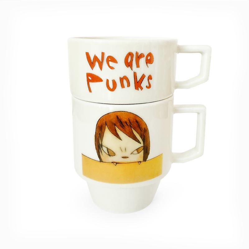 ビッグマグ|奈良美智 We Are Punks