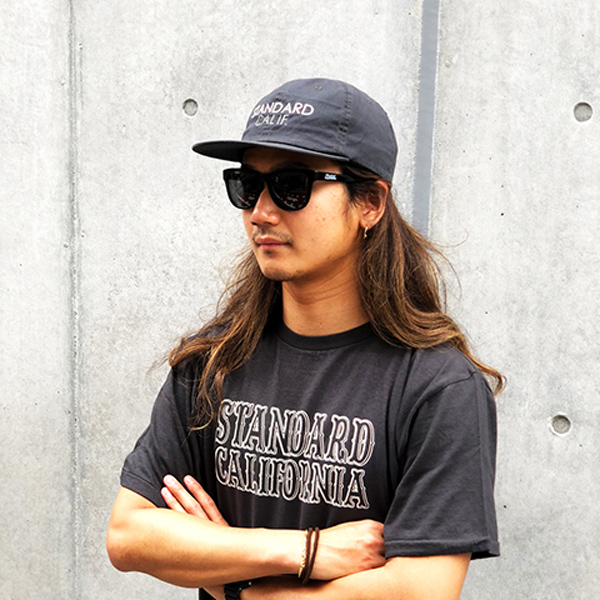 STANDARD CALIFORNIA KANEKO OPTICAL × SD Sunglasses Type 6