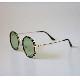 chachowl eyewear  7002 Bekko Sunglasses(Olive)