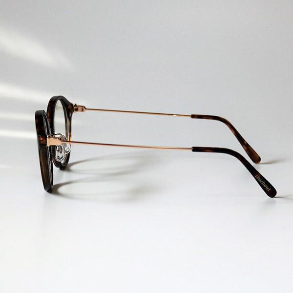 chachowl eyewear  5014 Bekko Clear