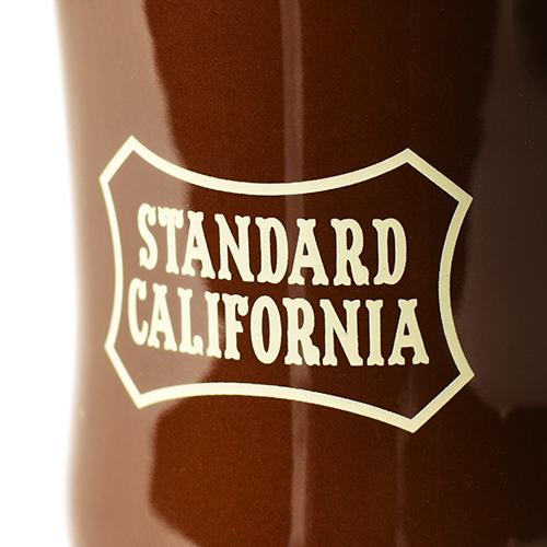 STANDARD CALIFORNIA  RIVERS×SD Diner Mug Burly
