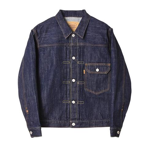 STANDARD CALIFORNIA  Denim Jacket S996 One Wash