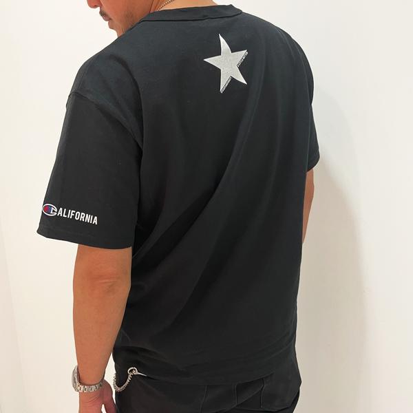 ★再入荷★ Champion CA-Logo T  〜STEADY AND SHAFT Limited〜
