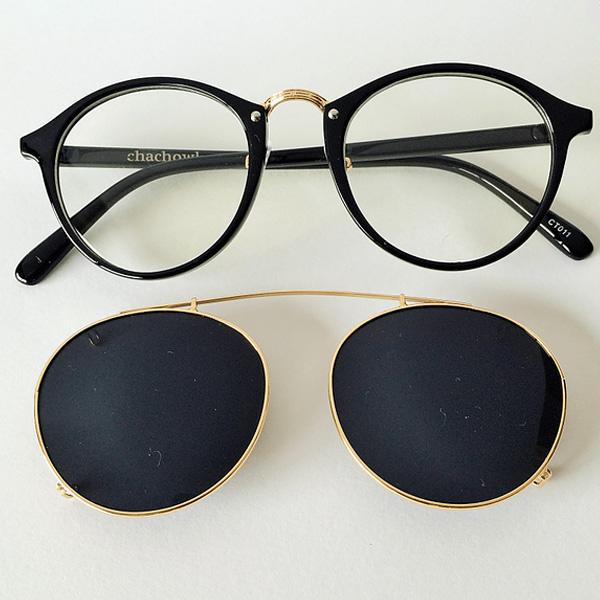 chachowl eyewear CT011 Clip On