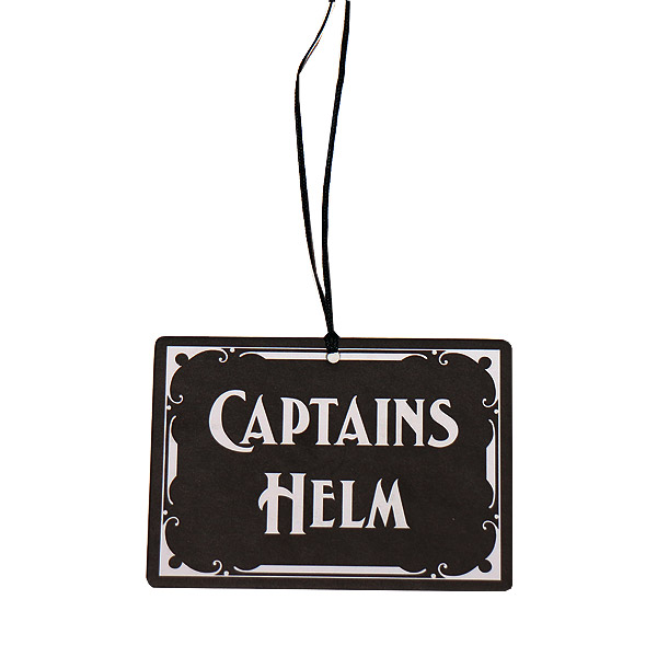 CAPTAINS HELM  PADROL×CHT #ORIGINAL AIR FRESHENER