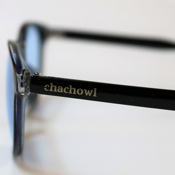 chachowl eyewear  4978 Blue Sunglasses