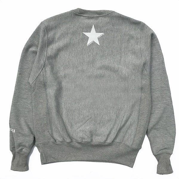 STEADY AND SHAFT  Champion CA-Logo Sweat 〜STEADY AND SHAFT Limited〜