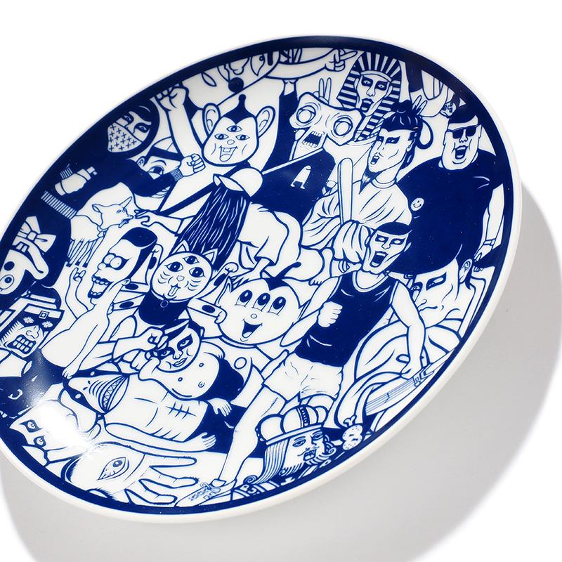 集合のお皿21