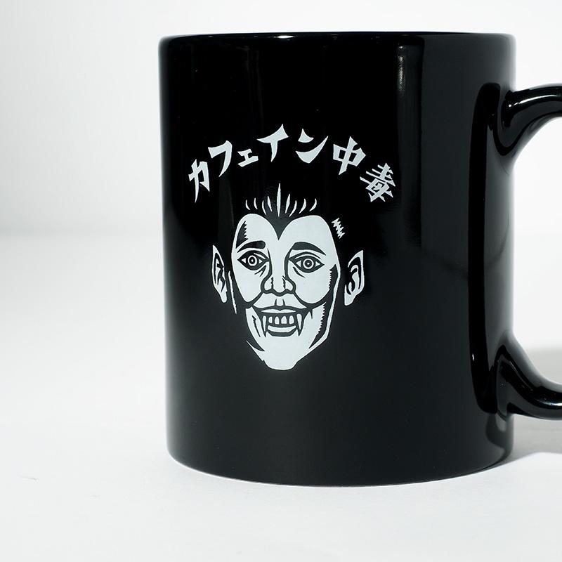 カフェイン中毒マグカップ