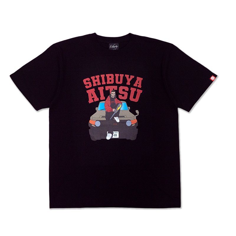 [PDSxLBTY]SHIBUYA AITSU.TEE