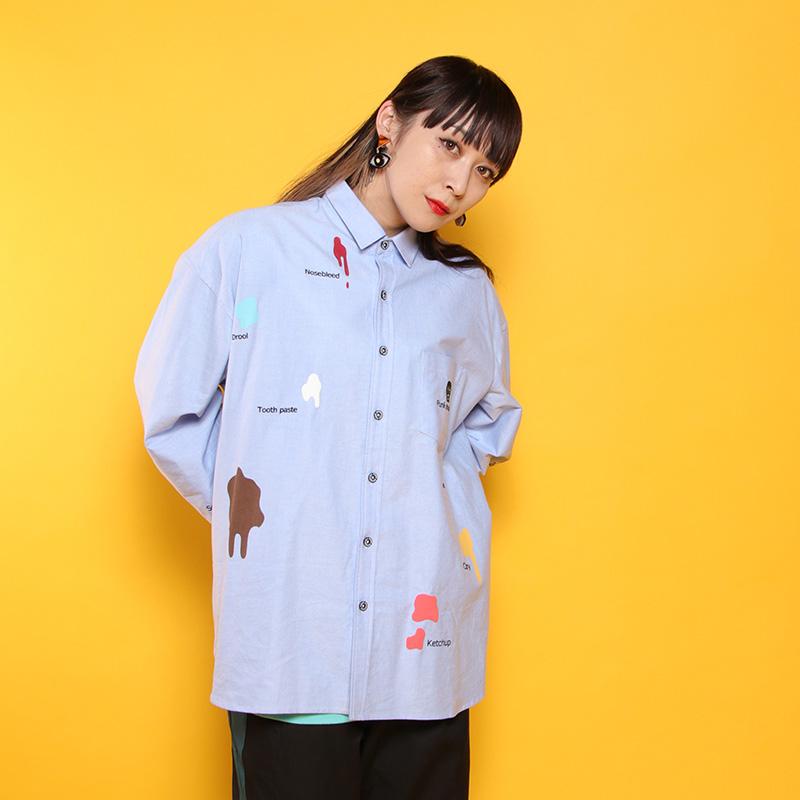 しみシャツ