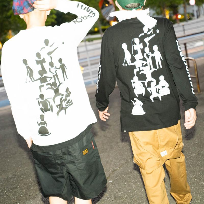 [PDSxTHUNDERBOX]NOW TOKYOロンTEE