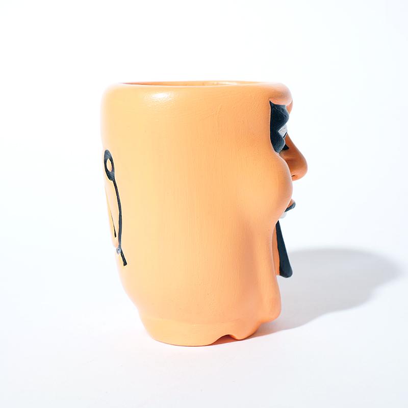 【予約・9月上旬入荷・鷹の爪限定】[PDSxSHINOBU]あいつ鉢 / M