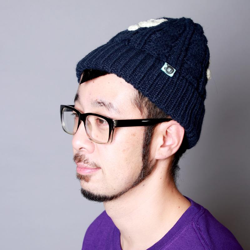 はてなニットCAP 2nd