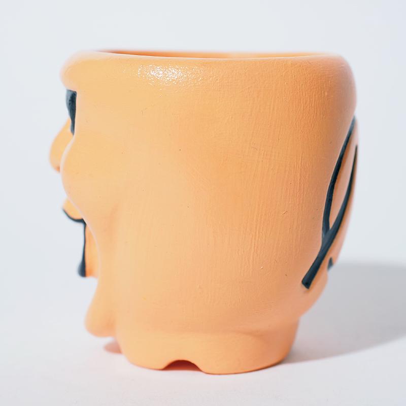【予約・9月上旬入荷・鷹の爪限定】[PDSxSHINOBU]あいつ鉢 / S