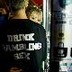 [PDSx#FR2]飲む打つ買うTEE / BLACK