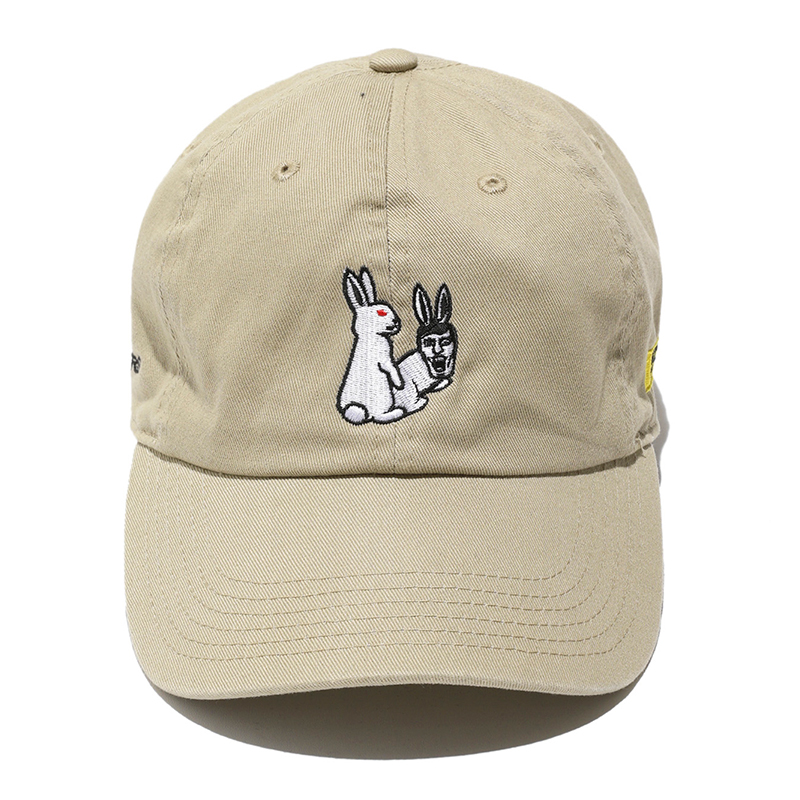 [PDSx#FR2]ウサギとアイツ仲良しCAP / KHAKI