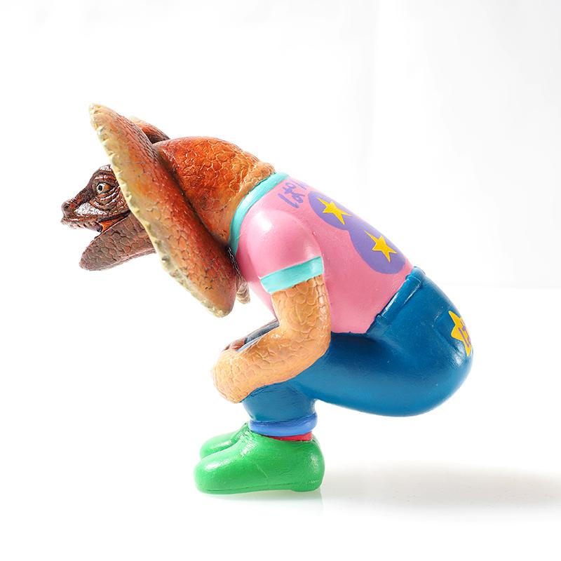 【鷹の爪限定】[PDSxSHINOBU]エリマキトカゲさん