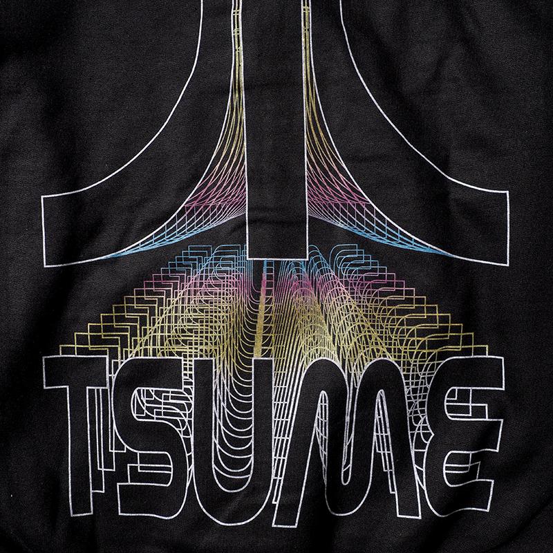 【鷹の爪限定】TSUME.ZIPパーカ