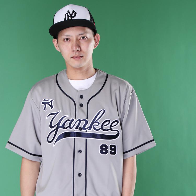 元ヤンベースボールシャツ