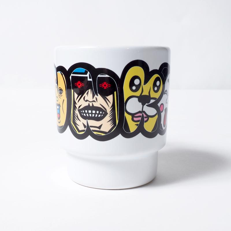PUNKDSマグカップ