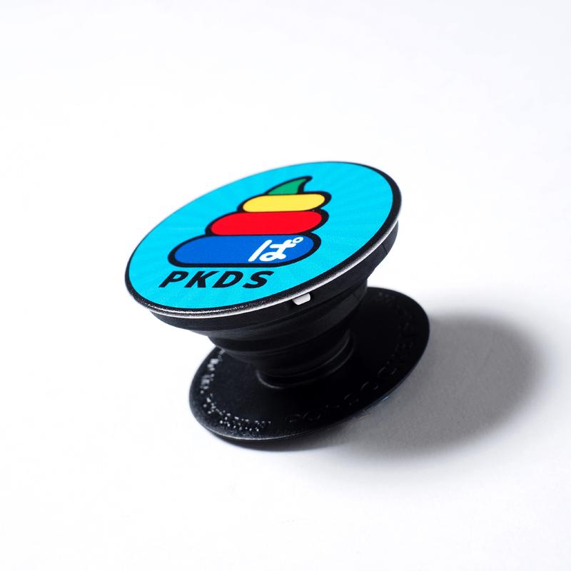 PDS POP SOCKETS / カラフルうんこ