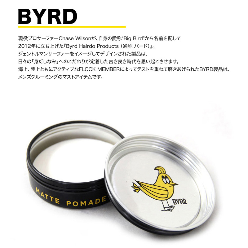 [PDSxBYRD] BYRDロンTEE