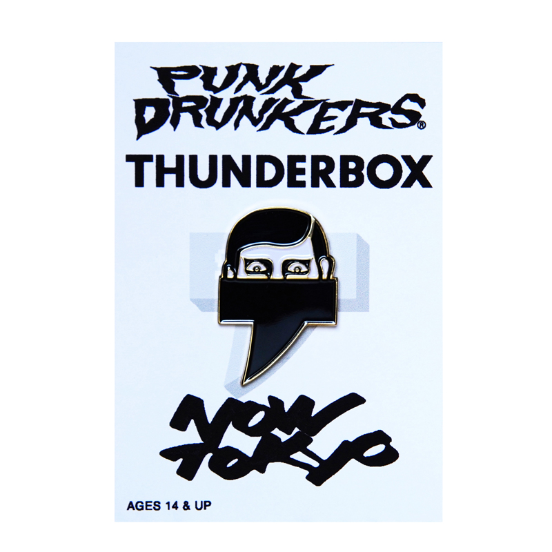 [PDSxTHUNDERBOX]NOW TOKYOピンズ