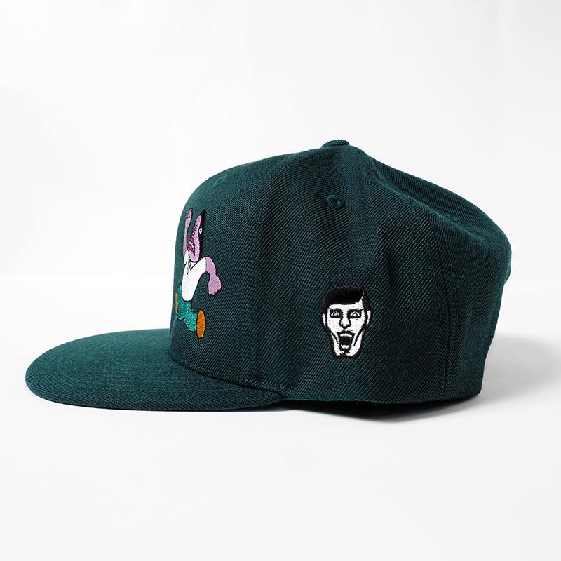 ユル鮫人CAP