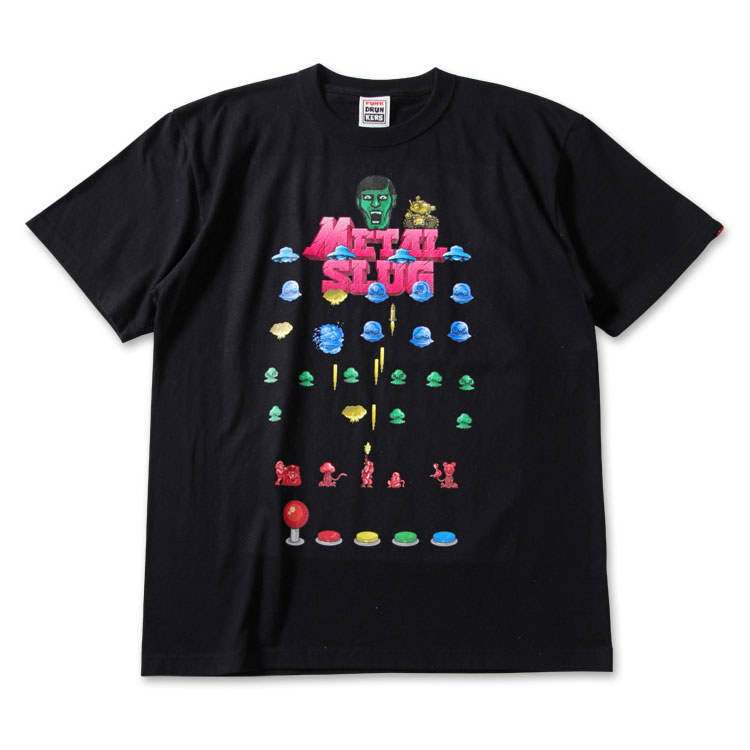 [PDSxSNK] メタルスラッグTEE