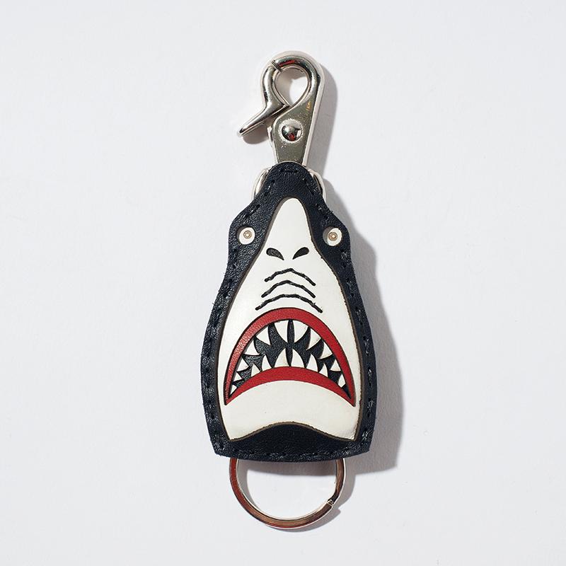 【予約・4月末入荷】[PDSxDOE]鮫人キーチェーン