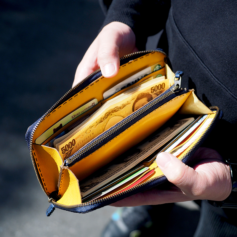 【予約・4月末入荷】[PDSxDOE]シン・コントローラー財布