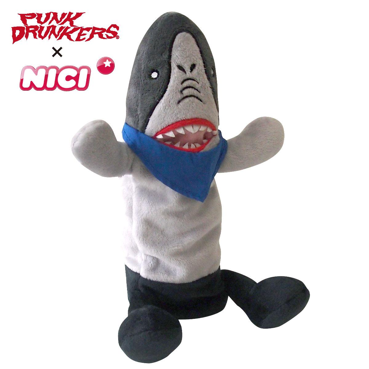 [PDSxNICI]フィギュアポーチ / 鮫人