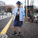 【予約・6月入荷】シークレットストライプシャツ