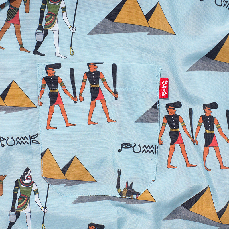 エジプトアロハシャツ
