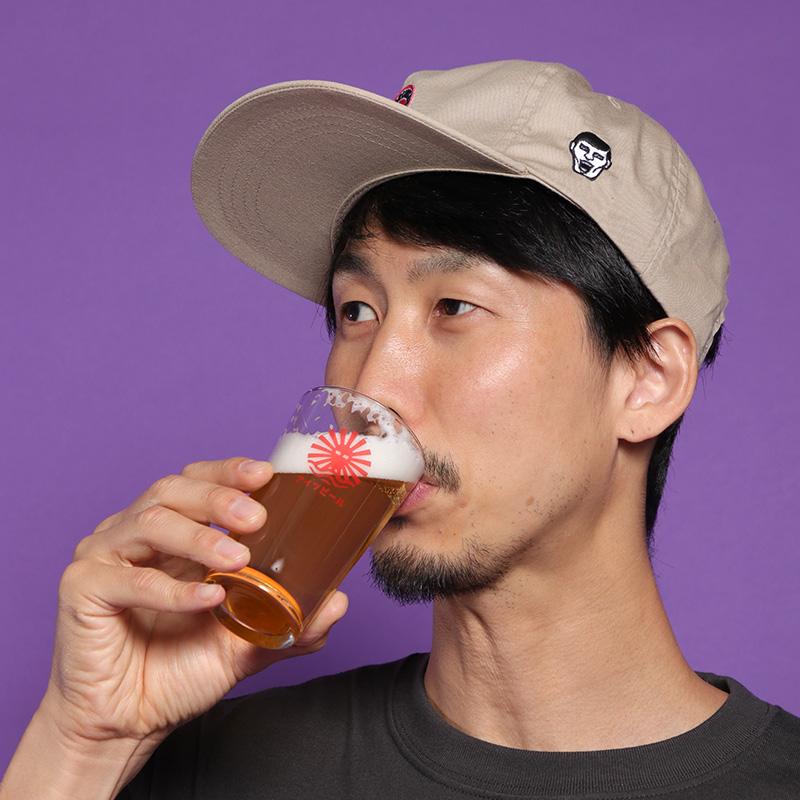 アイツビールグラス