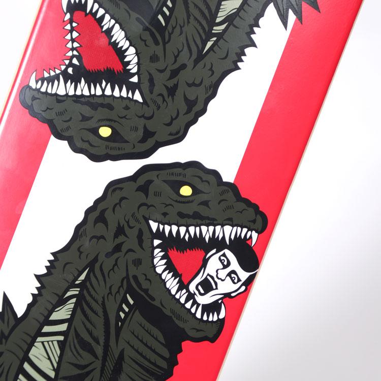 [PDSxシン・ゴジラ] GODZILLAスケボー