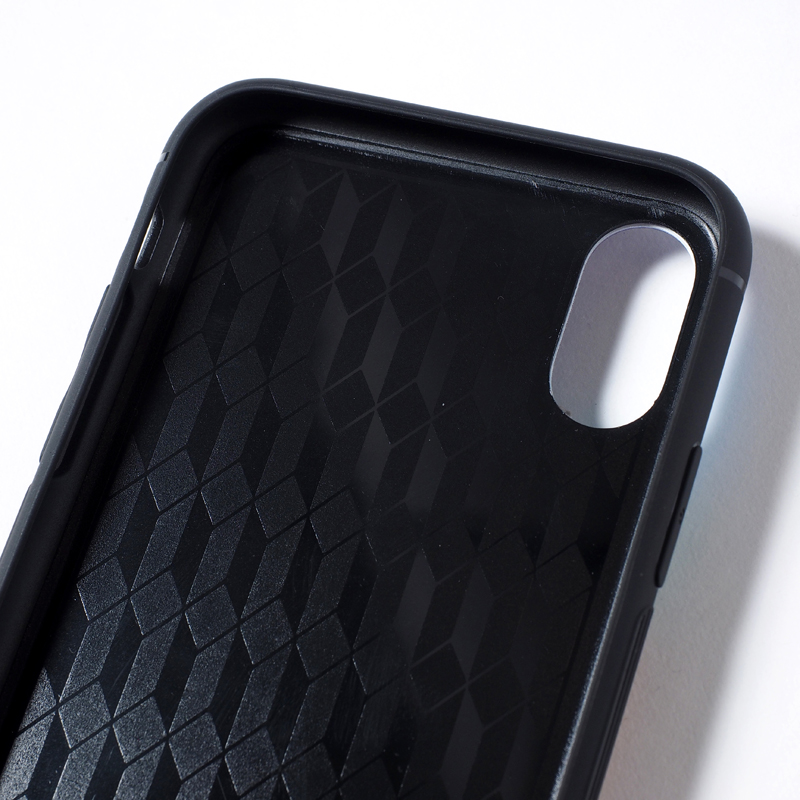 【受注】TEMPERED GLASS iPhone CASE / 阿修羅ネコ