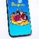 【受注】TEMPERED GLASS iPhone CASE / 潜水艦とアイツたち