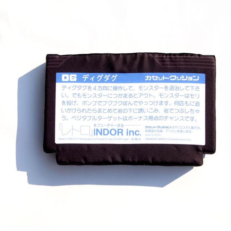 [ANIPPON] カセットクッション / 妖怪道中記