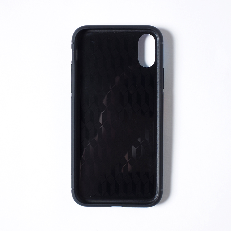 【受注】TEMPERED GLASS iPhone CASE / アイツラー