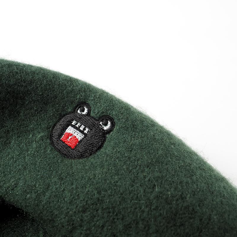 ベレー帽 / おーさん
