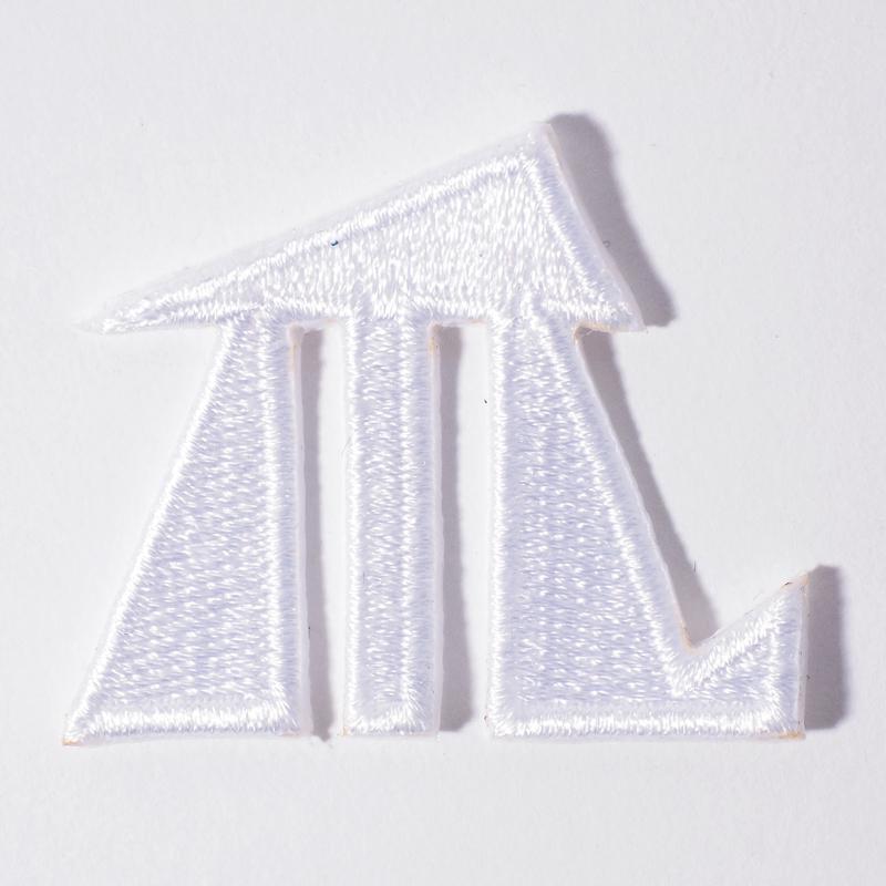 【鷹の爪限定】ワッペン / 爪ロゴ