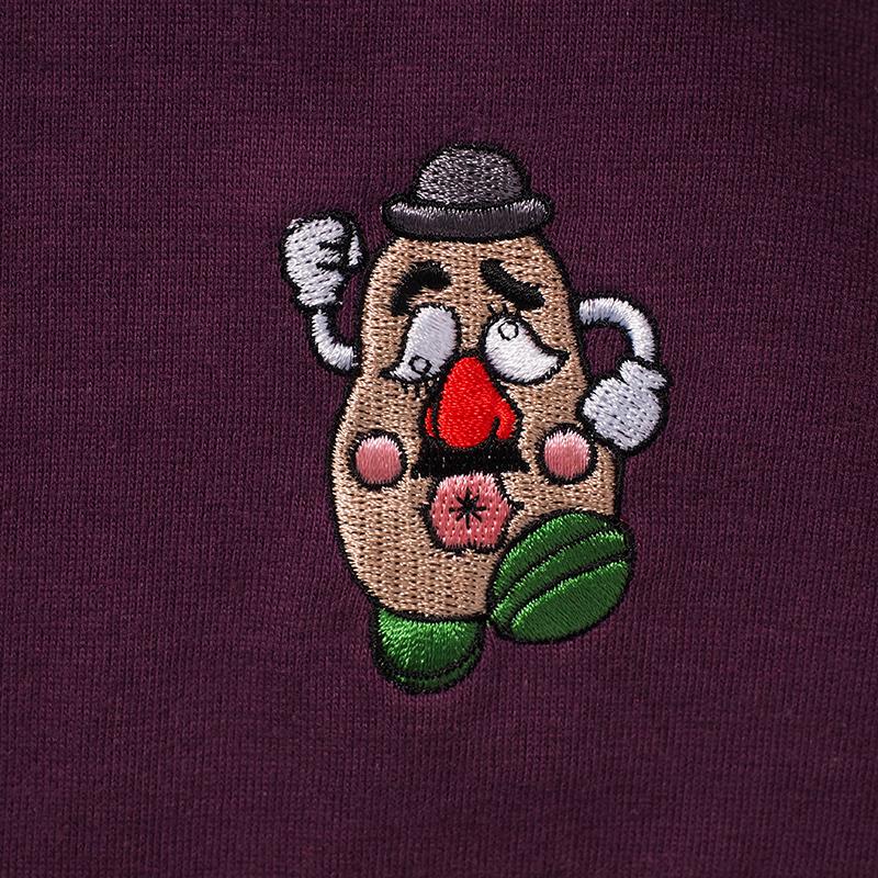Mr.ベリーD刺繍TEE