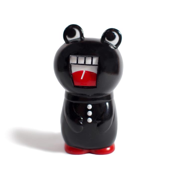 おーさん指人形 / ブラック