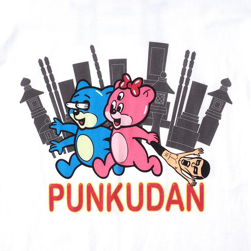 [PDSxKUDAN]PUNKUDAN式 ベアTEE