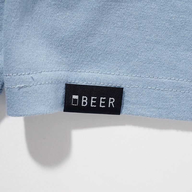 【予約・9月入荷】[PDSxBEER]乾杯ロンTEE