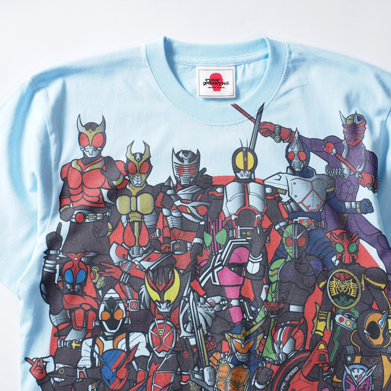 [PDSx仮面ライダー]平成ライダー集合TEE