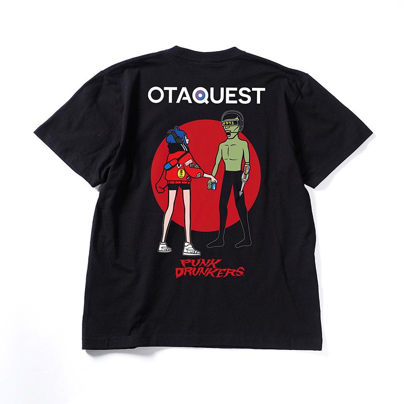【予約】[PDSxOTAQUEST]オタクエTEE
