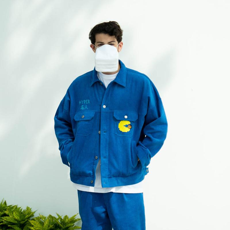 [PDSxPAC-MAN]名人コーデュロイJKT